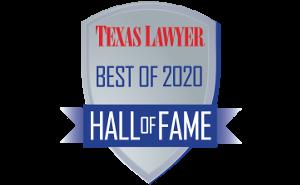 Texas Lawyer Texas' Best